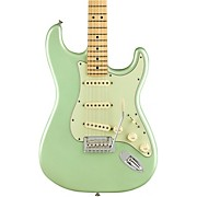 Player Stratocaster Maple Fingerboard Limited Edition Electric Guitar Surf Pearl