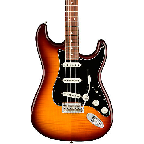 Fender Player Stratocaster Plus Top Pau Ferro Fingerboard Electric Guitar