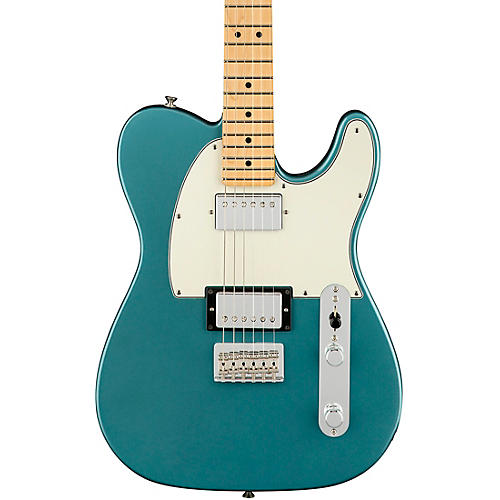 Fender Player Telecaster HH Maple Fingerboard Electric Guitar