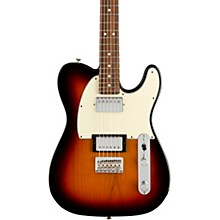 Player Telecaster HH Pau Ferro Fingerboard Electric Guitar 3-Color Sunburst