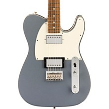 Player Telecaster HH Pau Ferro Fingerboard Electric Guitar Silver