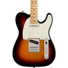 Player Telecaster Maple Fingerboard Electric Guitar Level 2 3-Color Sunburst 190839682987