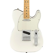 Player Telecaster Maple Fingerboard Electric Guitar Polar White