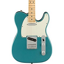 Player Telecaster Maple Fingerboard Electric Guitar Tidepool