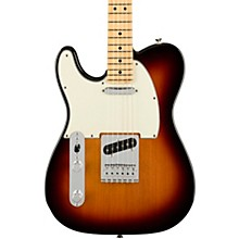 Player Telecaster Maple Fingerboard Left-Handed Electric Guitar 3-Color Sunburst