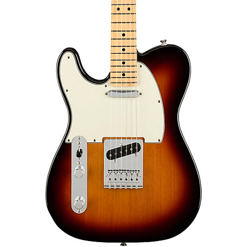 Fender Player Telecaster Maple Fingerboard Left-Handed Electric Guitar