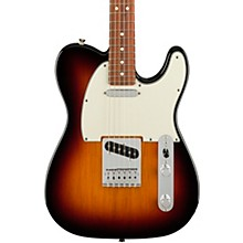 Player Telecaster Pau Ferro Fingerboard Electric Guitar 3-Color Sunburst