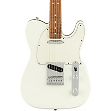 Player Telecaster Pau Ferro Fingerboard Electric Guitar Polar White