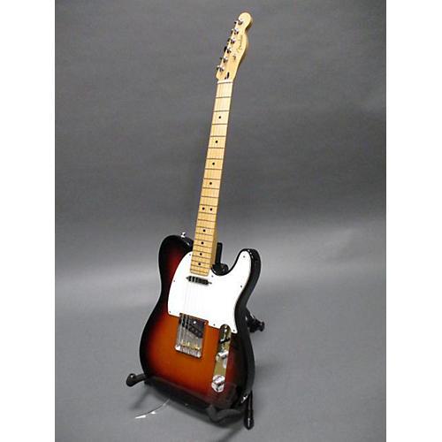used fender player telecaster solid body electric guitar tobacco burst guitar center. Black Bedroom Furniture Sets. Home Design Ideas