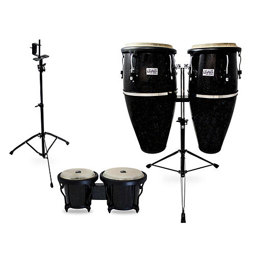 Toca Player's Series Conga and Bongo Set