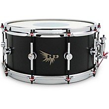 Player's Stave Series Maple Snare Drum 14 x 6.5 in. Satin Black