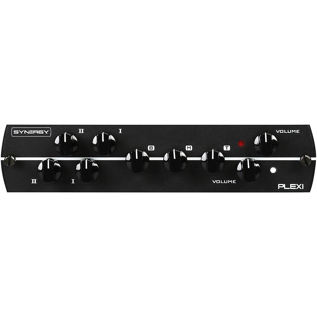 Synergy Plexi 2-Channel Tube Preamp Module
