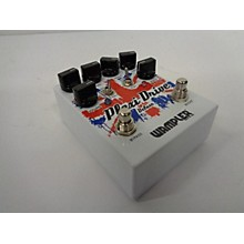 Wampler Plexi Drive British Overdrive Effect Pedal