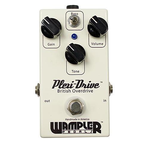 Wampler Plexi Drive British Overdrive Guitar Effects Pedal