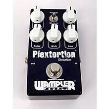 Wampler Plextortion Distortion Effect Pedal