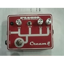 Fuchs Plush Cream II Distortion Effect Pedal