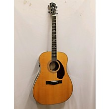 Fender Pm-1 Paramount Deluxe Acoustic Electric Guitar