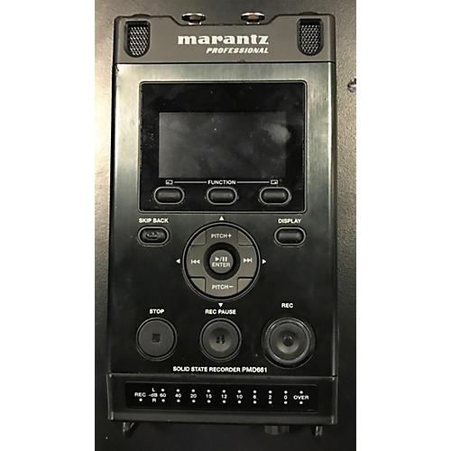 Marantz Pmd661 MultiTrack Recorder