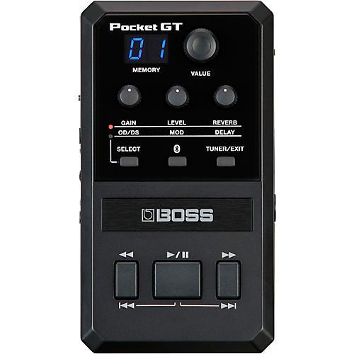 Boss Pocket GT Amp & Effects Processor