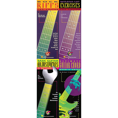 Hal Leonard Pocket Reference Value Pack Pocket Guide Series Written by Various Authors