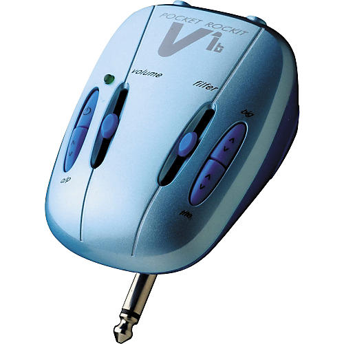 C Tech Pocket Rock-It V1b Bass Headphone Amp