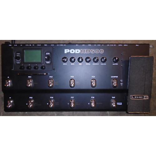 Line 6 Pod HD500 Amp Modeler Effect Processor
