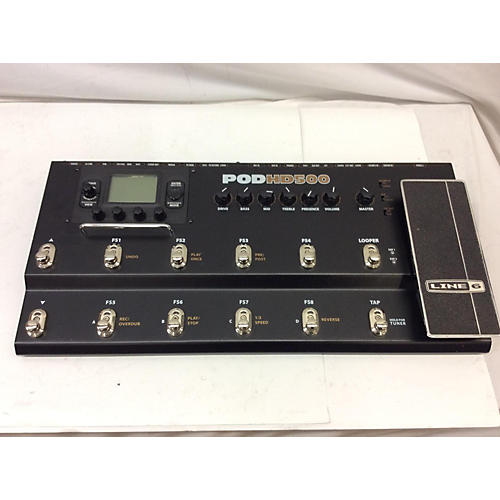 used line 6 pod hd500 amp modeler effect processor guitar center. Black Bedroom Furniture Sets. Home Design Ideas