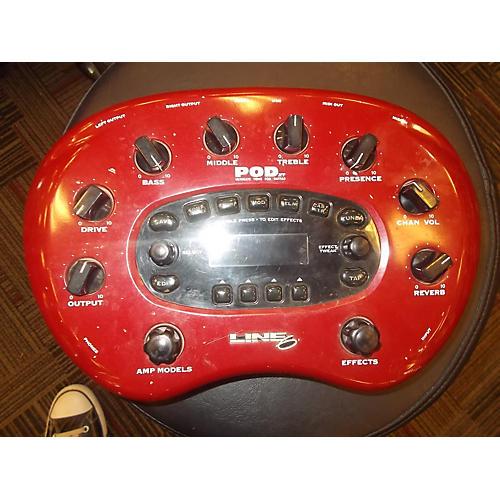 Line 6 Pod XT Amp Modeler