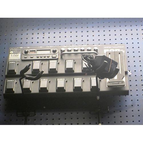 Line 6 Pod XT Live Amp Modeler Effect Processor