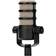 PodMic Dynamic Podcasting Microphone Black