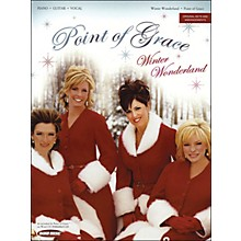 Word Music Point Of Grace - Winter Wonderland arranged for piano, vocal, and guitar (P/V/G)