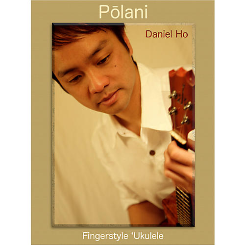 Alfred Polani Book for Fingerstyle 'Ukulele