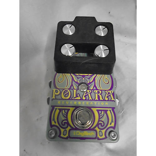 used digitech polara reverb effect pedal guitar center. Black Bedroom Furniture Sets. Home Design Ideas