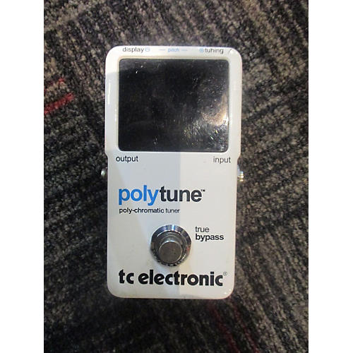 In Store Used Poly Chromatic Tuner Tuner