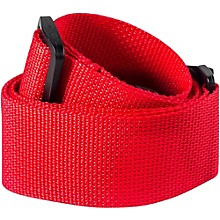 Poly Guitar Strap Red