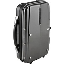 GL Cases Polycarbonate Silver Clarinet Case