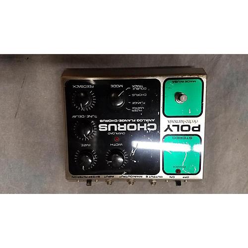 Electro-Harmonix Polychorus Effect Pedal