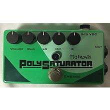 Pigtronix Polysaturator Overdrive Effect Pedal
