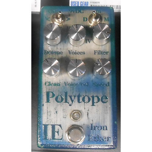 In Store Used Polytope Effect Pedal
