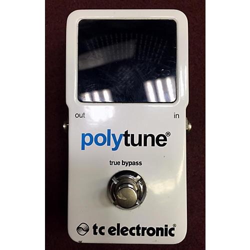 TC Electronic Polytune II Tuner Pedal