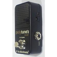TC Electronic Polytune Noir Tuner Pedal