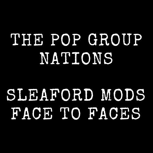 Alliance Pop Group / Sleaford Mods