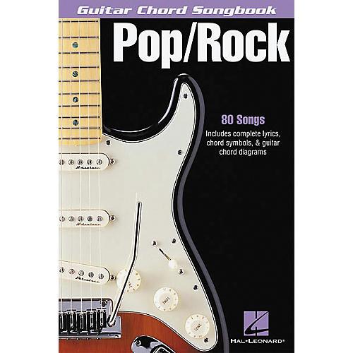 Hal Leonard Pop/Rock Guitar Chord Songbook