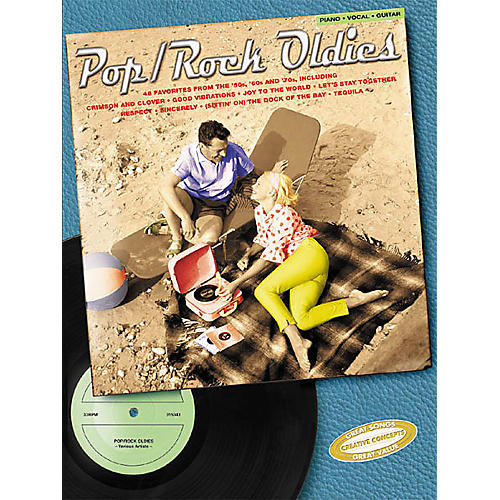 Creative Concepts Pop/Rock Oldies Piano, Vocal, Guitar Songbook