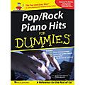 Hal Leonard Pop/Rock Piano Hits For Dummies Piano-Vocal-Guitar Songbook thumbnail