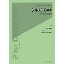 Zen-On Popondetta Rainbow (Trombone and Piano) Brass Series Softcover
