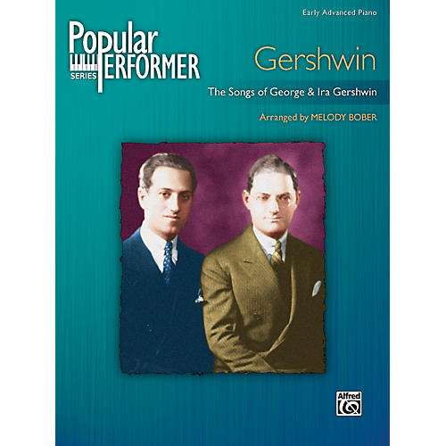 Alfred Popular Performer Gershwin
