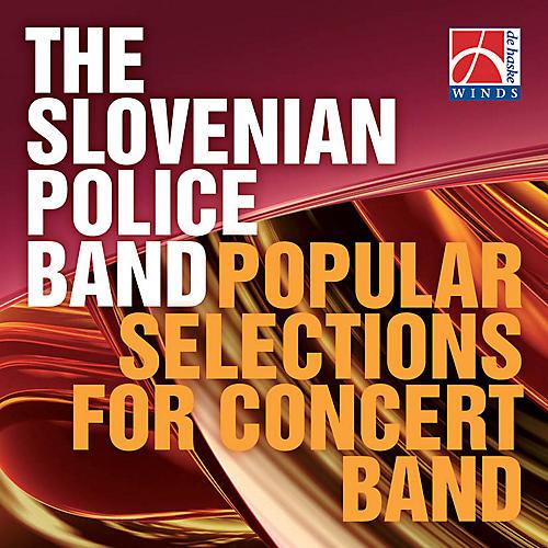 Hal Leonard Popular Selections For Concert Band Cd Concert Band