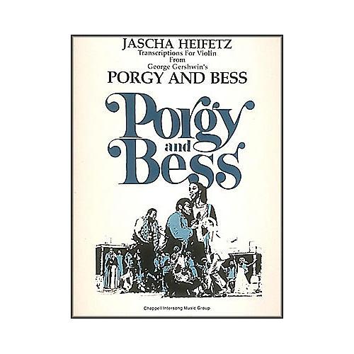 Hal Leonard Porgy And Bess Violin And Piano