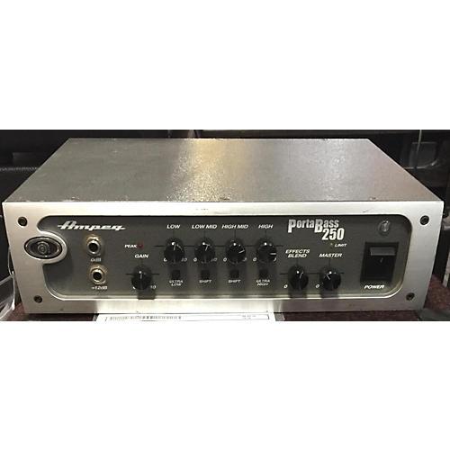 Ampeg Porta Bass 250 Bass Amp Head